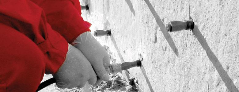 concrete-injection
