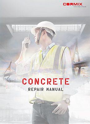 COR 0270720 Concrete Repair Manual