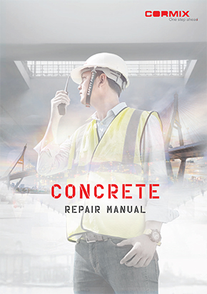 COR 0270720 Concrete Repair Manual